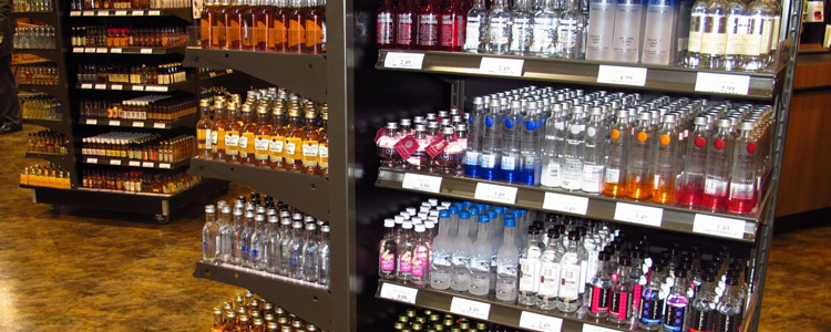 Wide variety of spirits available at Myrtle Beach Liquor